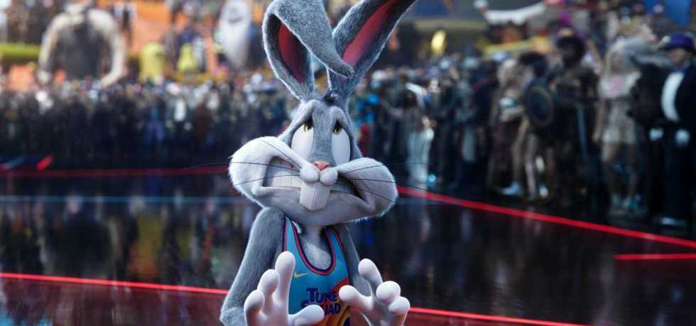 Space Jam: Legacy First Look
