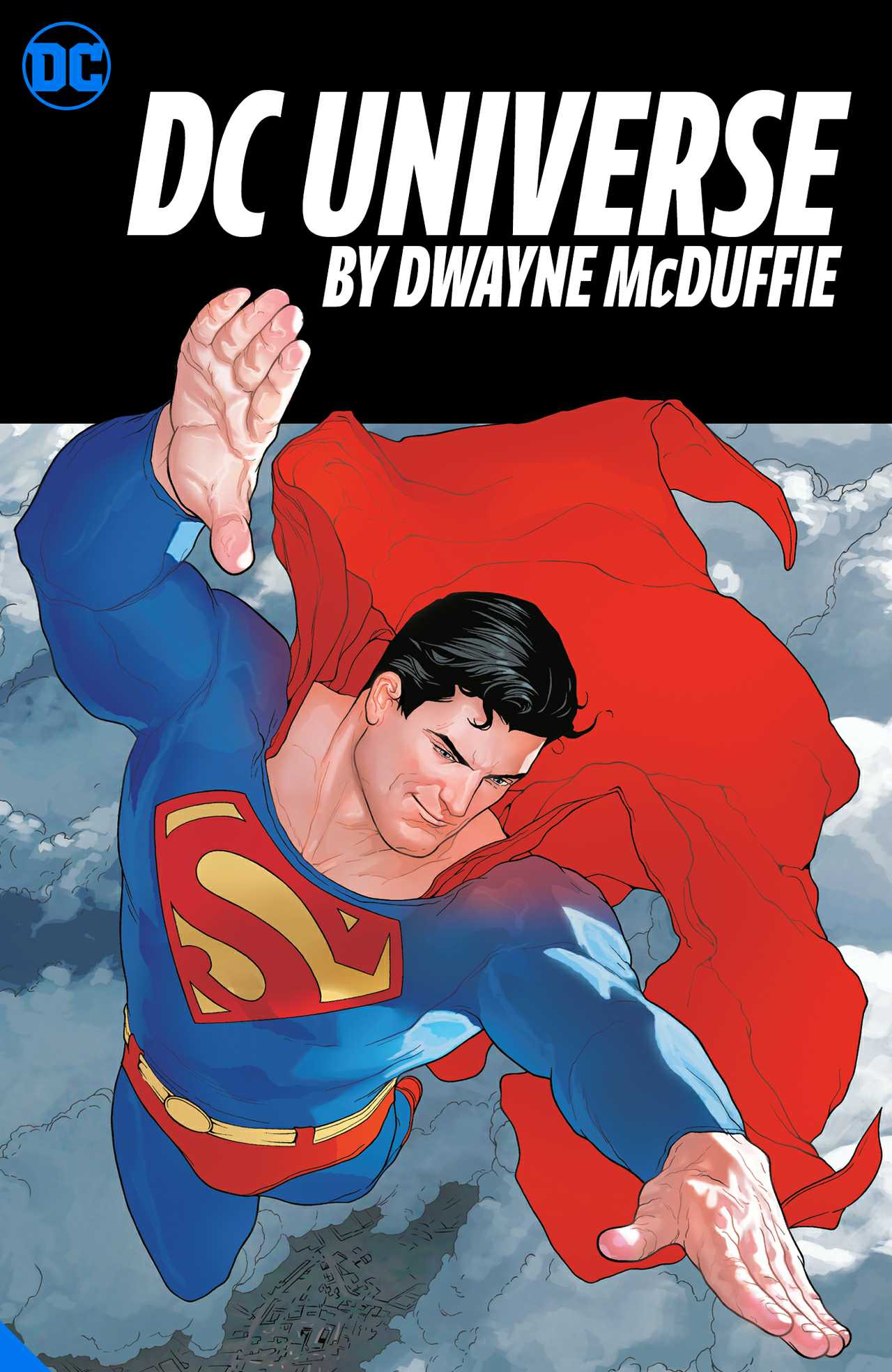 DC Universe by Dwayne McDuffie Cover