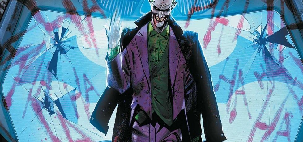 Batman Vol 2. Joker War Visual 1