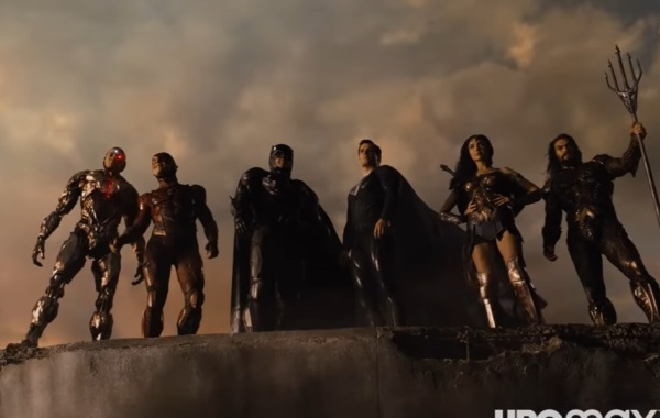 Zack Snyder's Justice League Visual 3