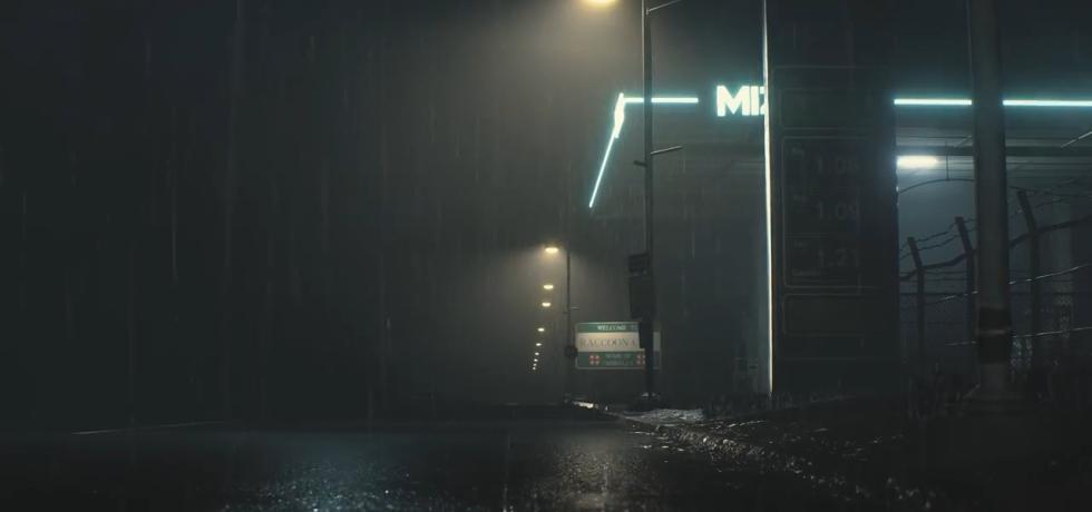 Resident Evil 2 Remake- Outskirts Visual