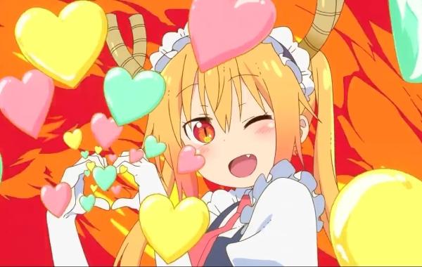 Miss Kobayashi's Dragon Maid S Tohru