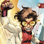 Actor Jordan Fisher to join CW's The Flash as Bart Allen
