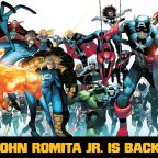 He's Back! John Romita Jr. Returns to Marvel