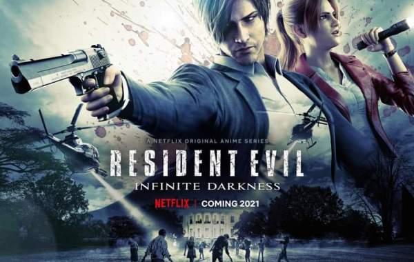 Resident Evil: Infinite Darkness Second Teaser