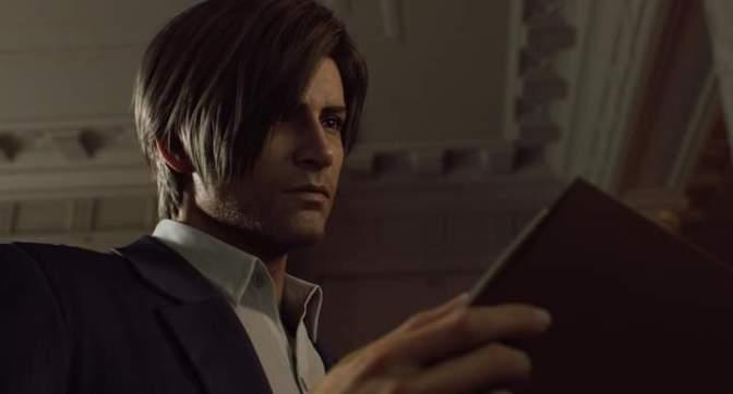 Leon S. Kennedy, Resident Evil: Infinite Darkness Teaser 2