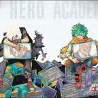 The My Hero Academia Manga enters the Final Act with Chapter 306