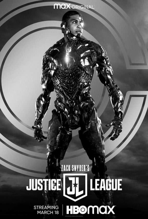 Cyborg, Zack Snyder's Justice League Character Visual