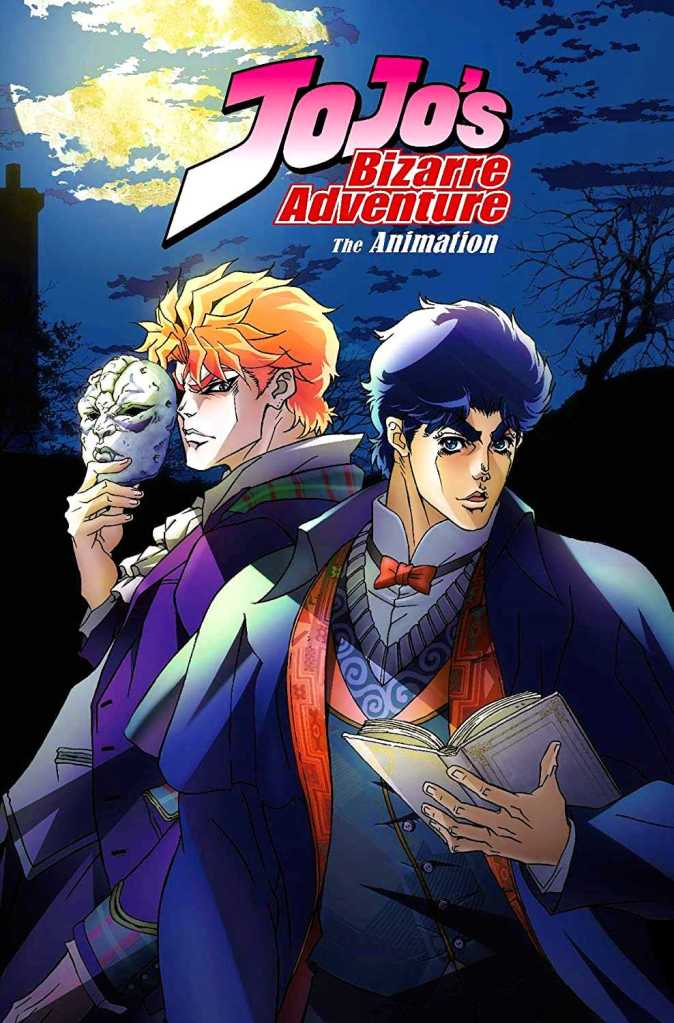Jojo's Bizarre Adventure The Animation Promotional Visual