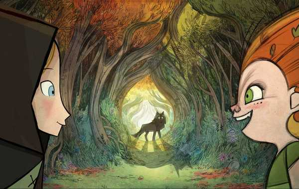 Wolfwalkers GKids Promotional Visual