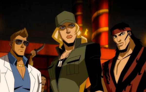 Mortal Kombat Legends: Scorpion's Revenge Visual 2