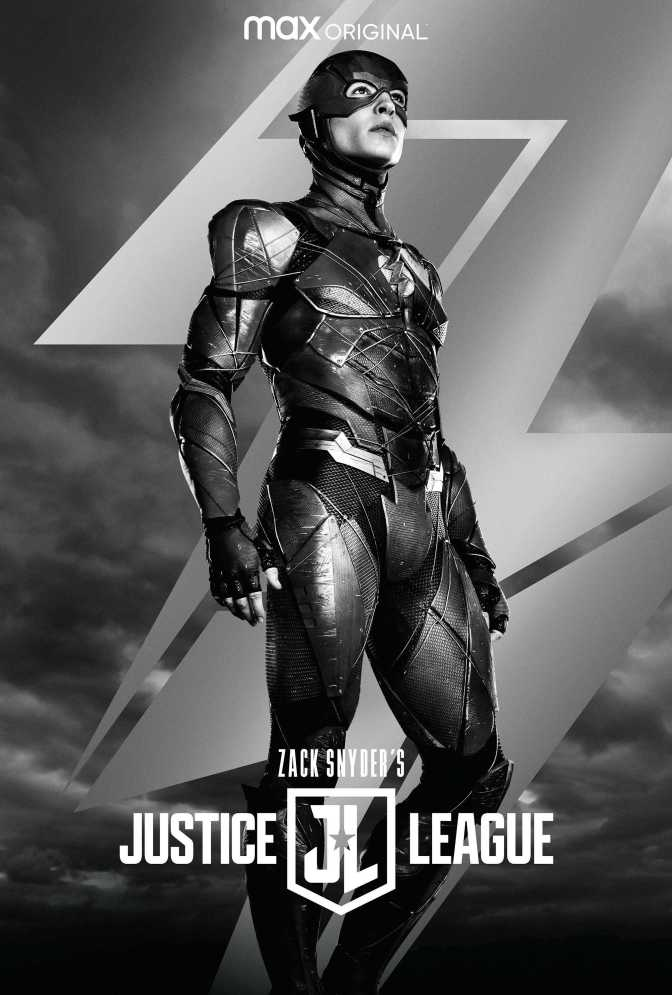 Zack Snyder's Justice League- The Flash