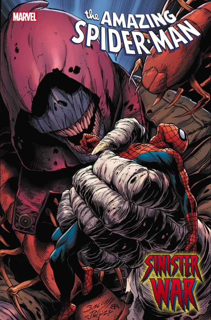 AMAZING SPIDER-MAN #71 Cover