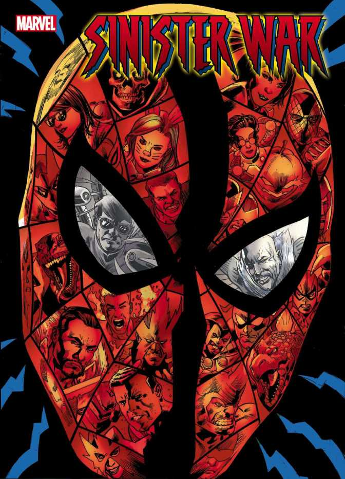 Sinister War Issue One Cover-Bryan Hitch