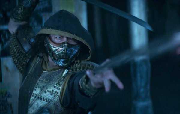 Mortal Kombat Reboot Scorpion