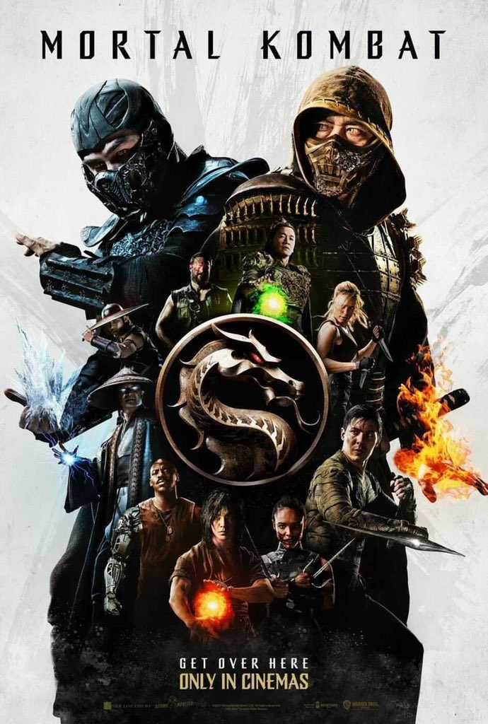 Mortal Kombat Reboot Visual