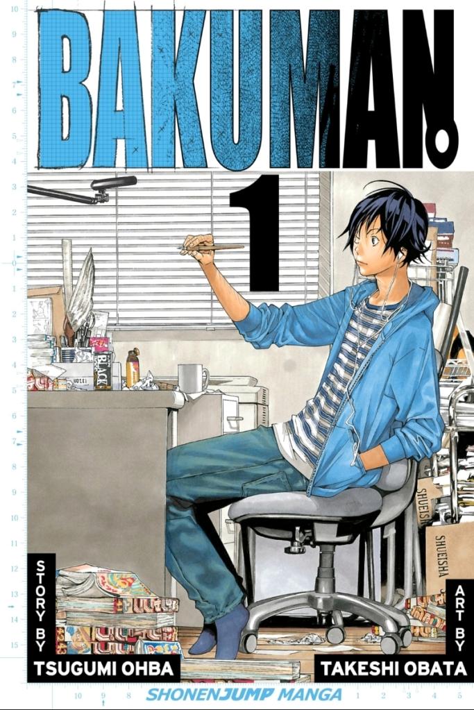 Bakuman Vol. 1 Cover