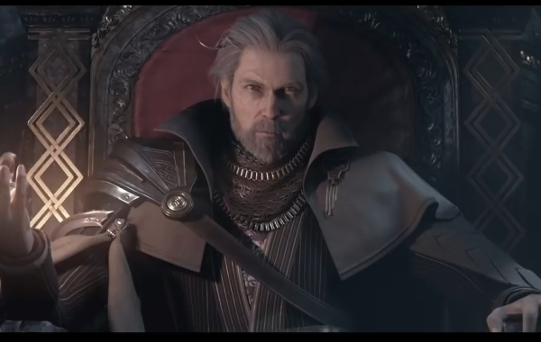 Final Fantasy XV Kingsglaive Visual 2