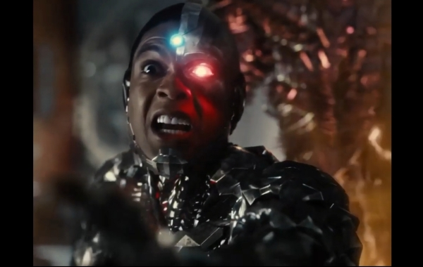 Ray Fisher-Cyborg, Zack Snyder's Justice League