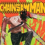 Chainsaw Man Slices his way onto the New York Times Best Seller's List for April 2021!