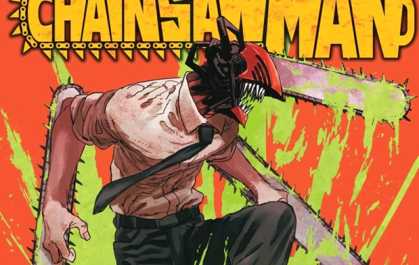 Chainsaw Man Vol One Header