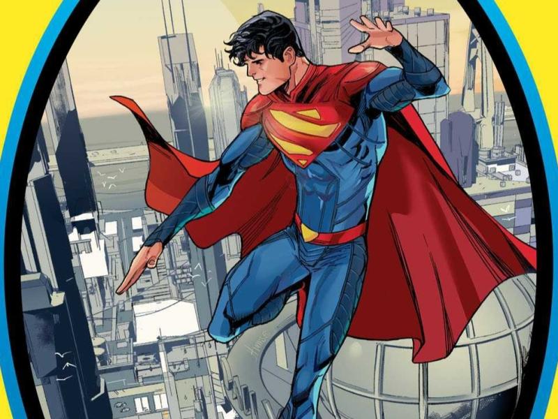 Superman Son of Kal-El Teaser