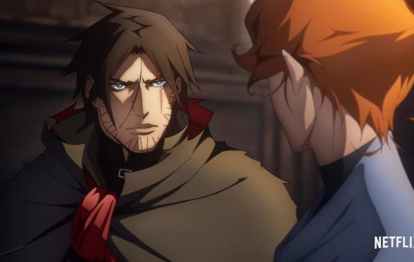 Castlevania Season Four Trailer Visual