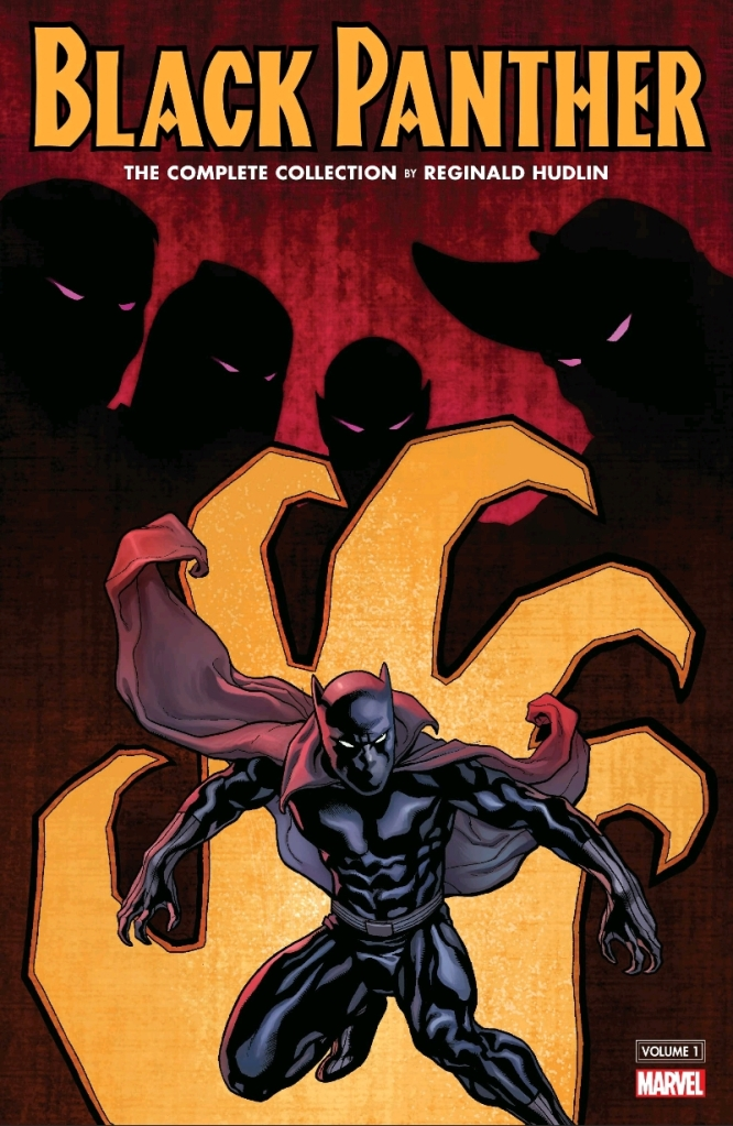Black Panther by Reginald Hudlin: The Complete Collection Vol. 1 Cover