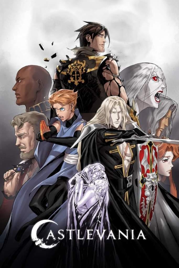 Castlevania Season Four Teaser Visual