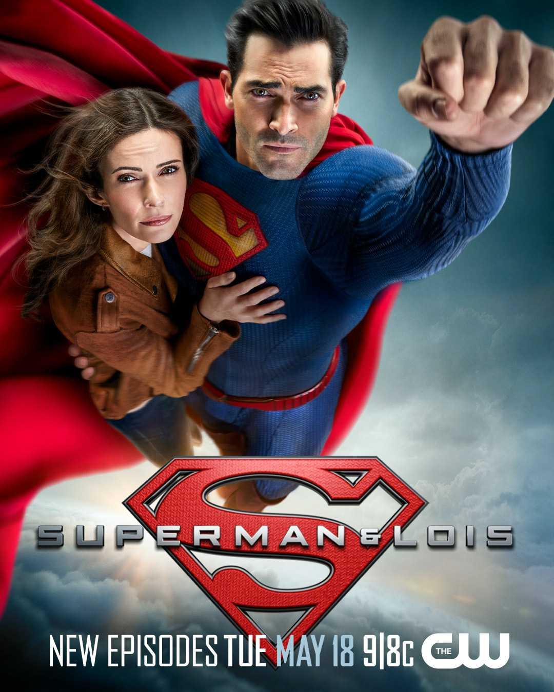 Superman & Lois Midseason Return Promo