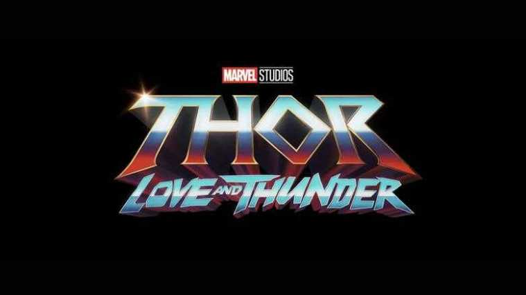 Thor Love and Thunder Teaser Promotion