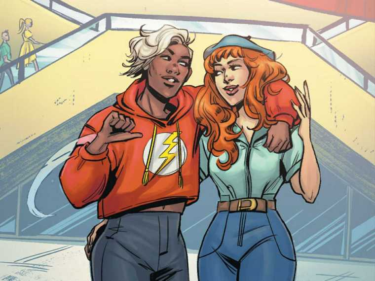 DC Pride Panel Preview Six