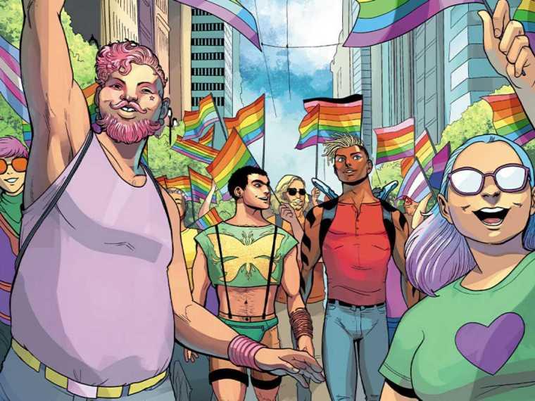 DC Pride Panel Preview Nine