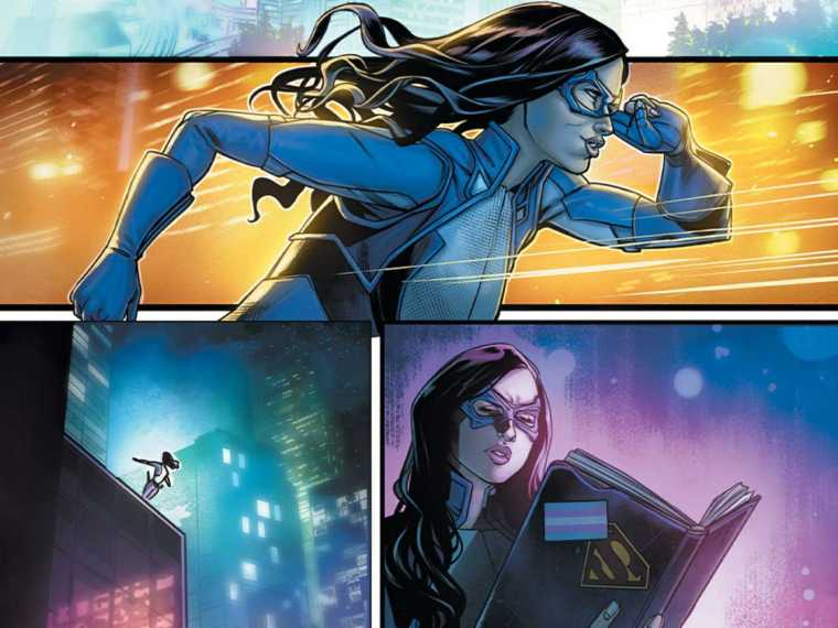 DC Pride Panel Preview Eight