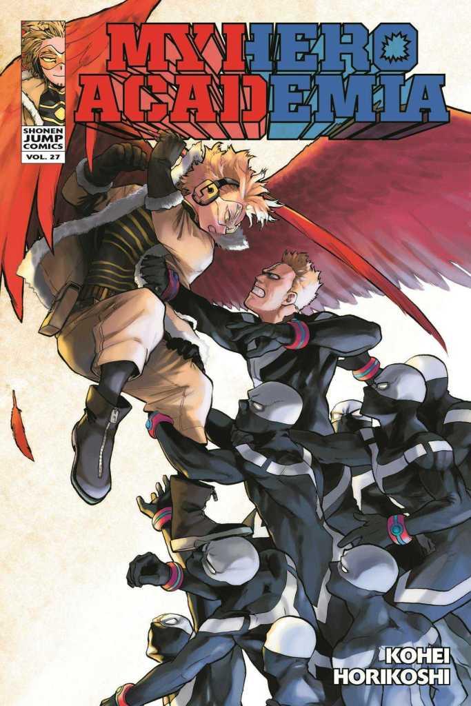 My Hero Academia Vol. 27 Cover