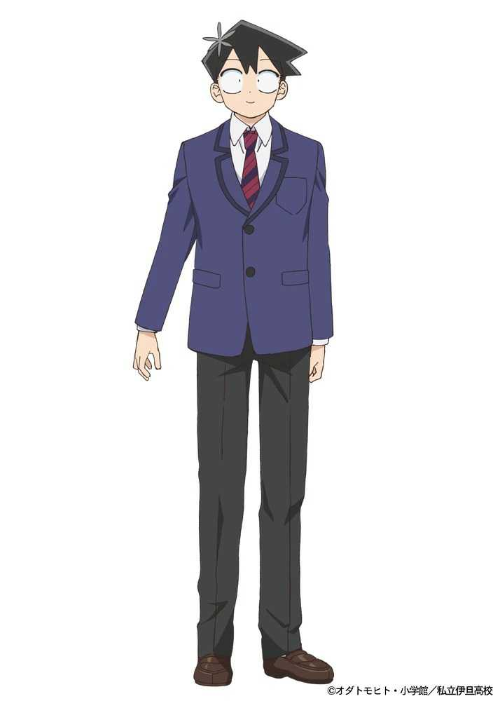 Hitohito Tadano, Komi Can't Communicate!
