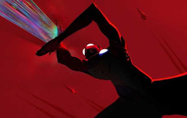 CG Ultraman Netflix Teaser