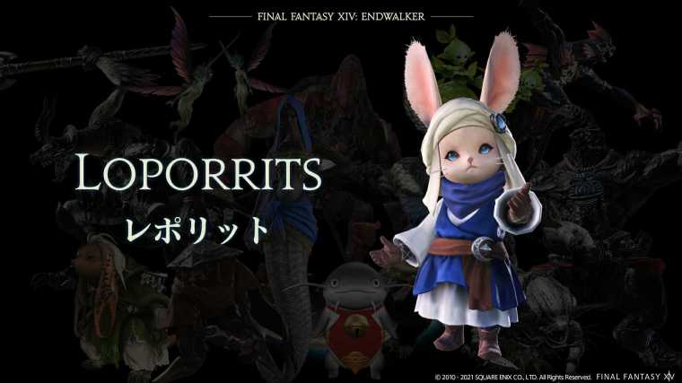 Final Fantasy XIV Beast Tribe: The Loporrits