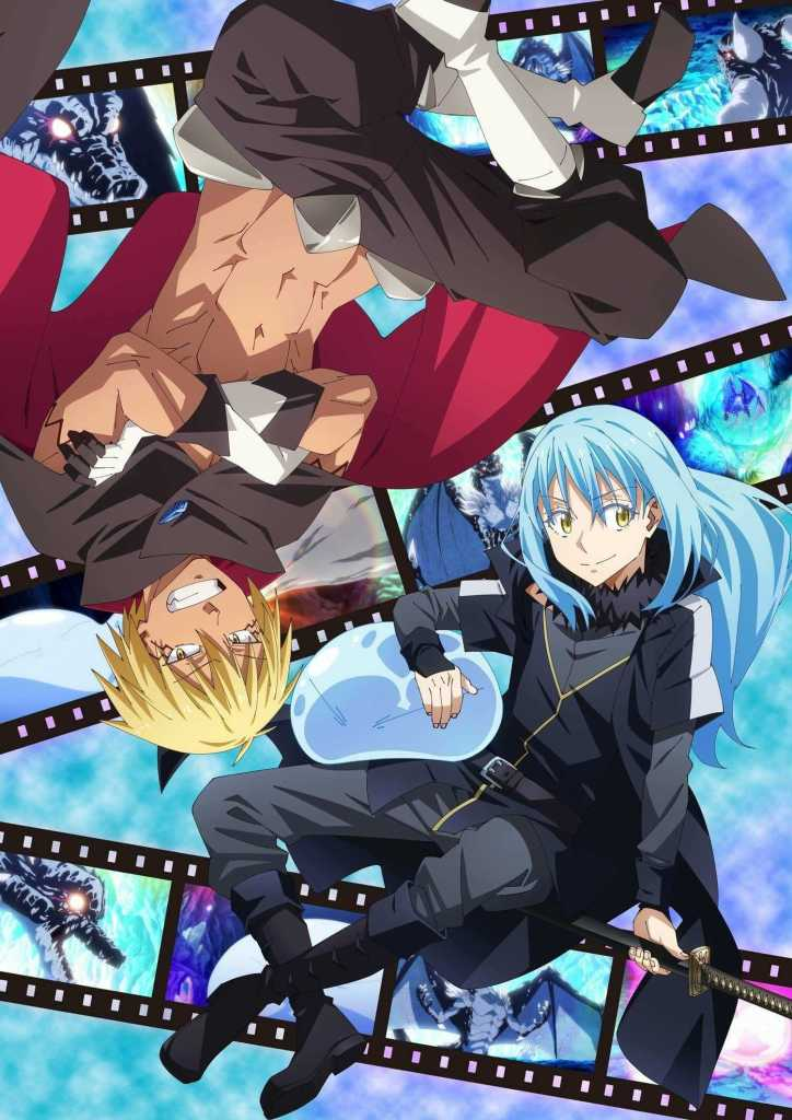 That Time I Got Reincarnated as a Slime Second Season, Part Two Visual