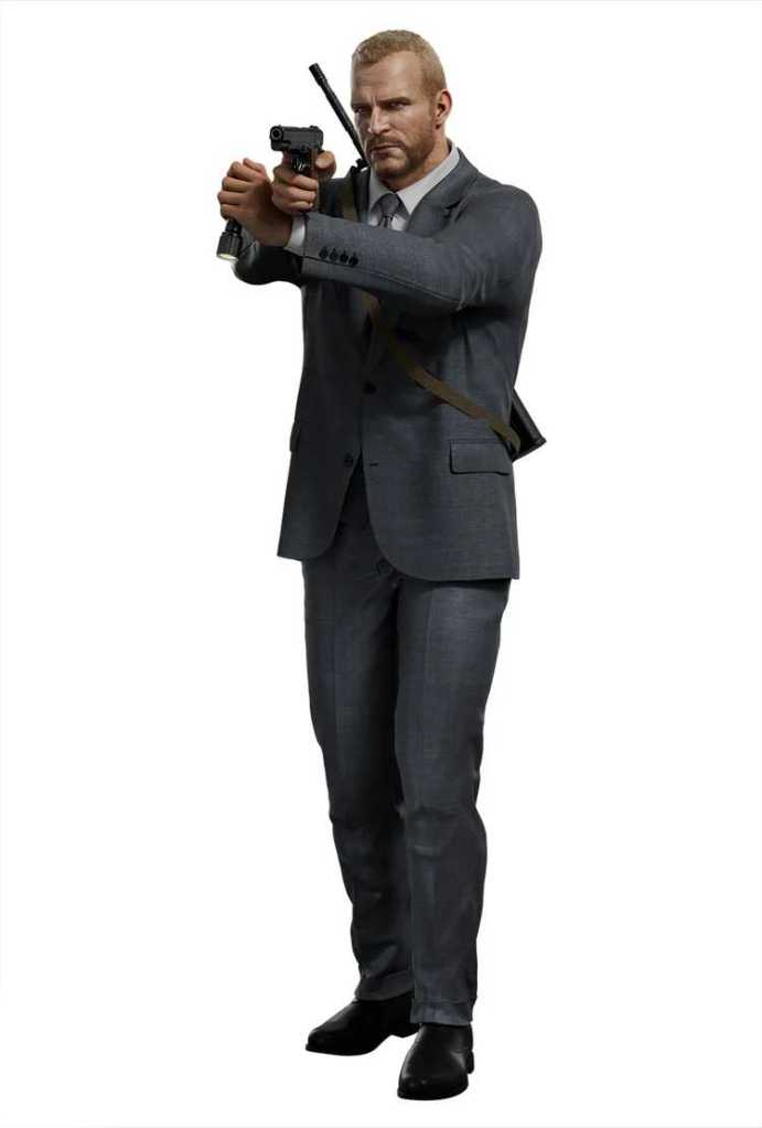 Jason-Resident Evil: Infinite Darkness