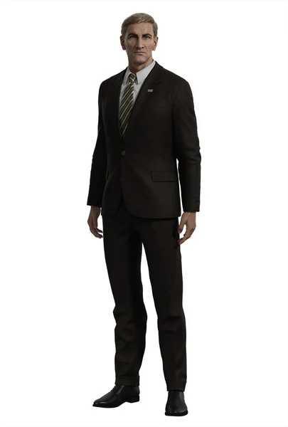 Graham- Resident Evil: Infinite Darkness