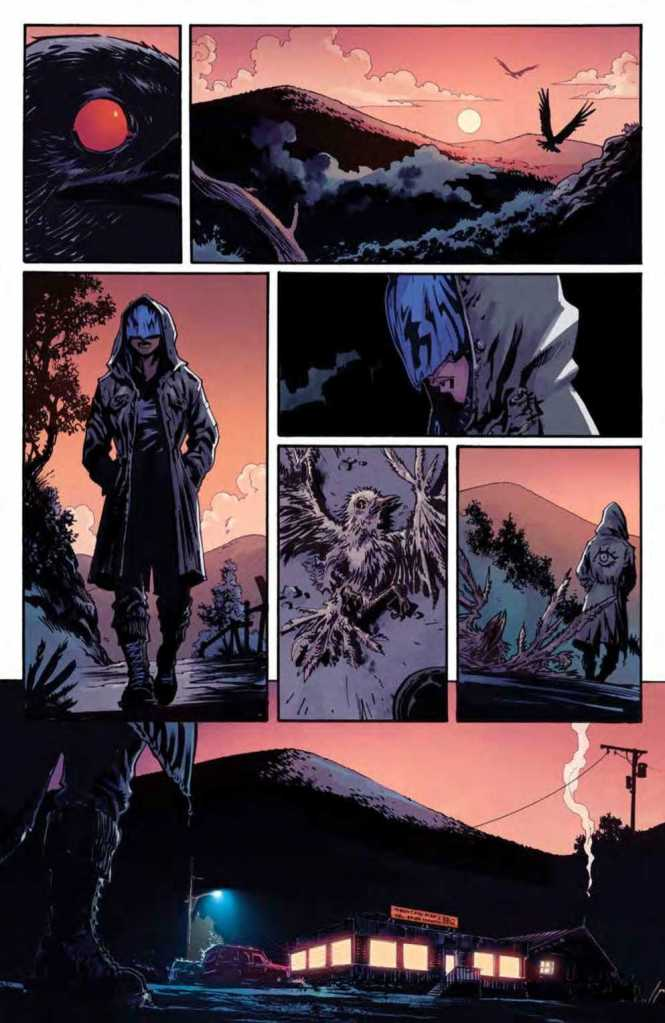 Basilisk Issue One Preview Page Six