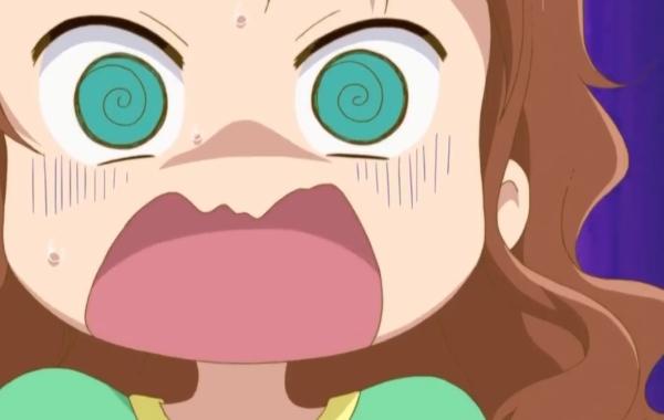 Riko Saikawa Surprised