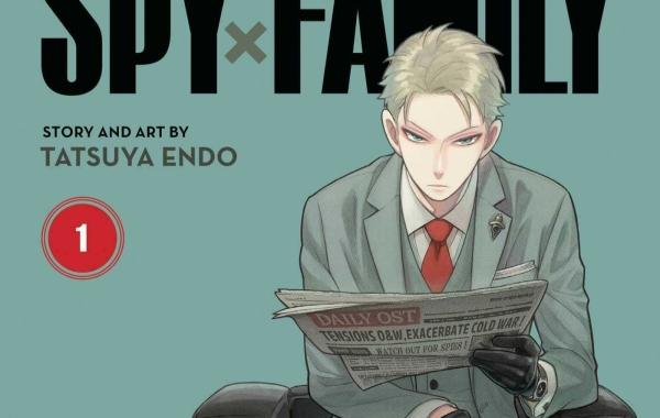 Spy x Family Vol. 1 Teaser