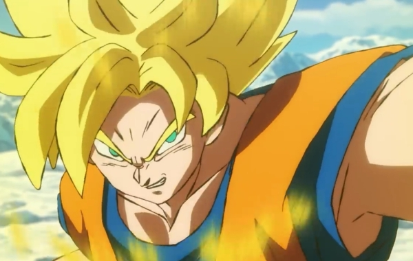 Dragon Ball Super- Broly Teaser