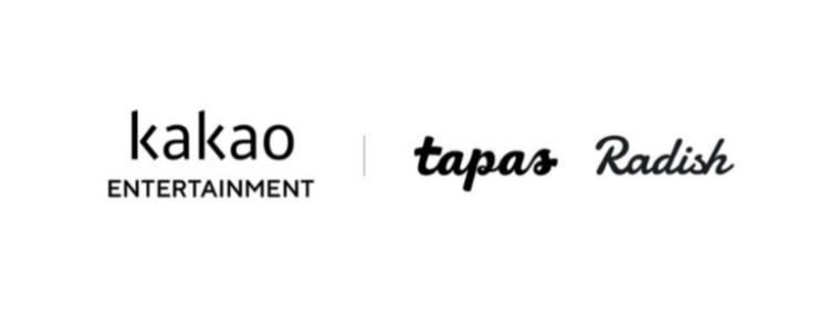 Kakao Entertainment x Tapas x Radish