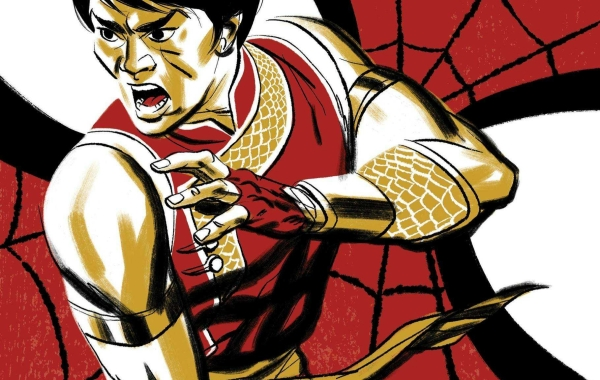 Shang-Chi Issue No. 1 Variant Cover: Michael Cho Teaser