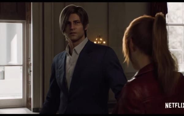 Resident Evil: Infinite Darkness New Trailer Teaser