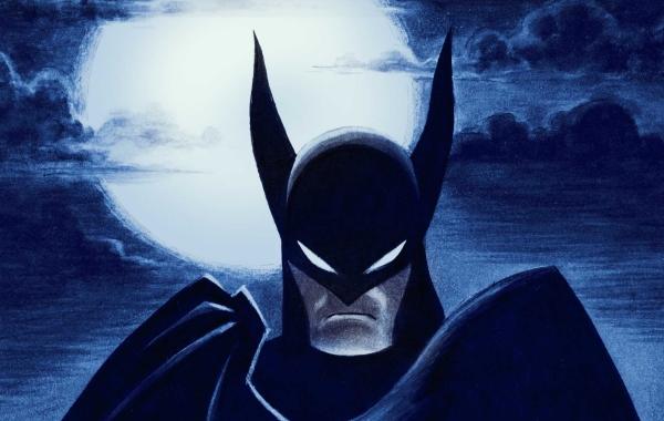 Batman- The Caped Crusader Teaser
