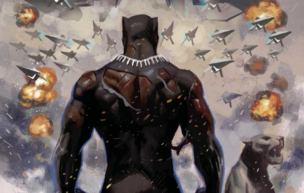 Black Panther Issue 25 Finale Teaser
